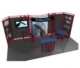 Iconic Hybrid Modular Displays & Exhibits