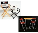 Portable Tables & Chairs