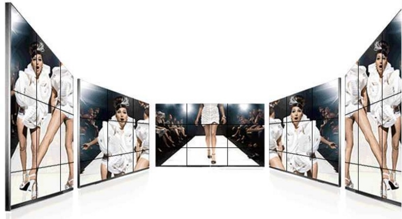 Video Wall Examples - Fashion