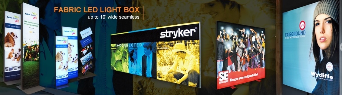 Iconic BrightBox Displays