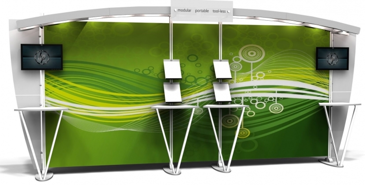 20' Iconic Classic Modular Display - Package G