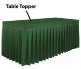 Twill Table Toppers