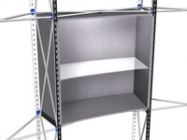 Lighted Internal Shelf Kits - Trade Show Exhibits