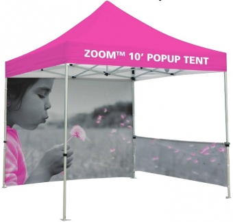 Iconic Zoom Popup Tents