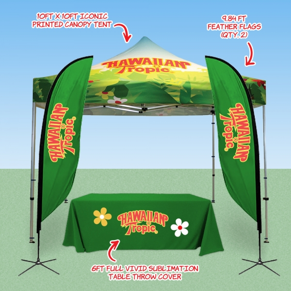 Trade Show Tent Package Deal