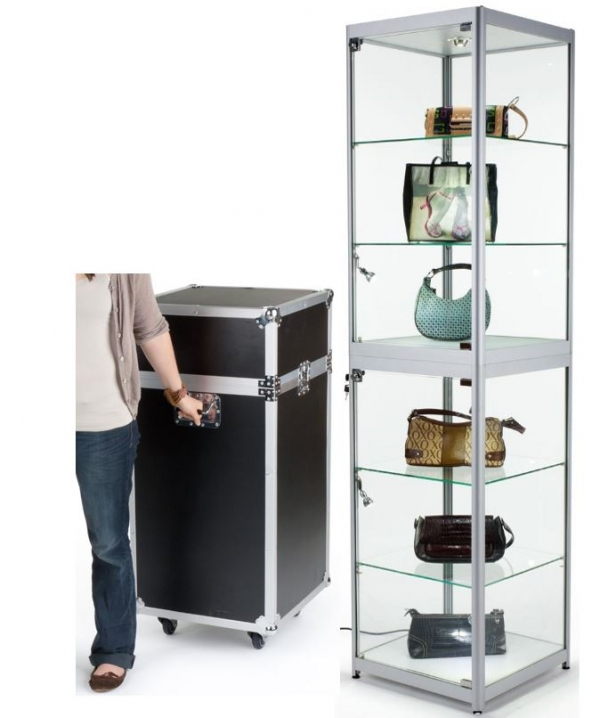 Portable Exhibition Display Cases : Exhibition stall design and creative stall design for exhibition