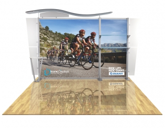 13' Iconic Xtreme Modular Display - Package A