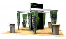 20' x 20' Iconic Classic Modular Display - Package B
