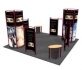 20' x 20' Iconic Hybrid Display - RINGO