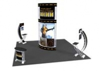20x20 Turnkey Trade Show Display Rental | CORONADO