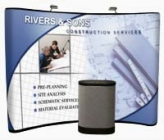 10' Iconic Budget Pop Up Display – Package D