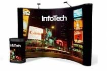 10' Iconic Classic Pop Up Display – Package C