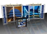 Trade Show Truss | Pacifica 20' Truss Booth