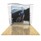 10' Iconic Xtreme Modular Display - Wave Canopy - Package A