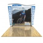 10' Iconic Xtreme Modular Display - Wave Canopy - Package B