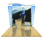10' Iconic Xtreme Modular Display - Wave Canopy - Package C