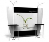 10' Iconic Classic Modular Display - Package B