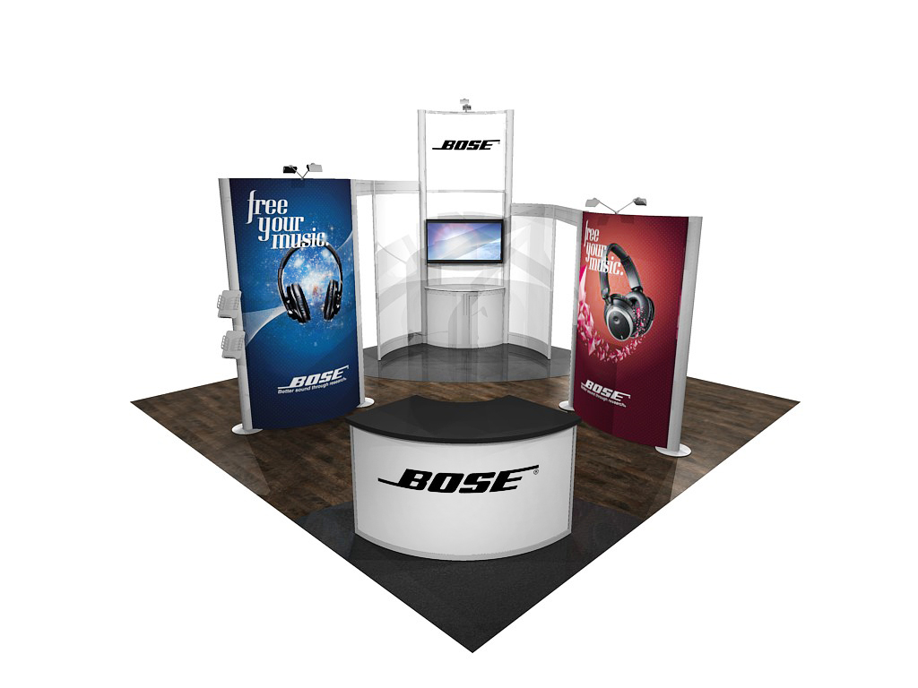 Platinum Line Exhibit Rentals