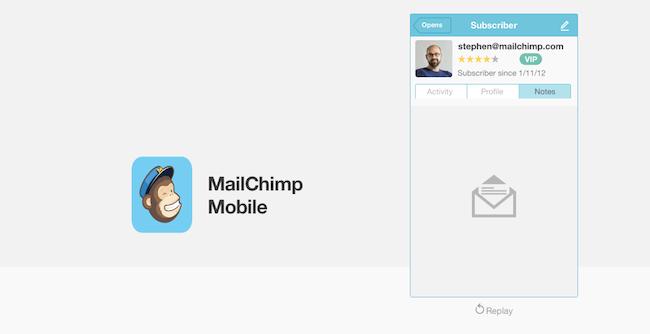 MailChimp Mobile